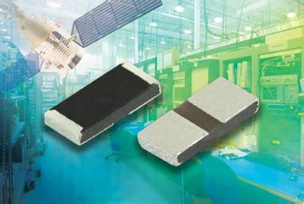 vishay resistor thermal resistance vishay new rcp series thick chip resistors offer high thermal conductivity for power to