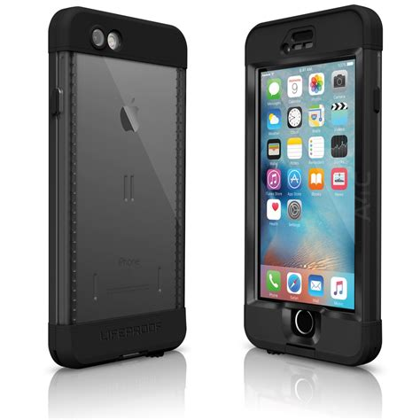 lifeproof iphone   nueued waterproof case black