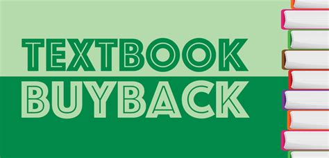 Book Buyer by Umkc Bookstores Textbook Buyback Programs Help Save Students Money