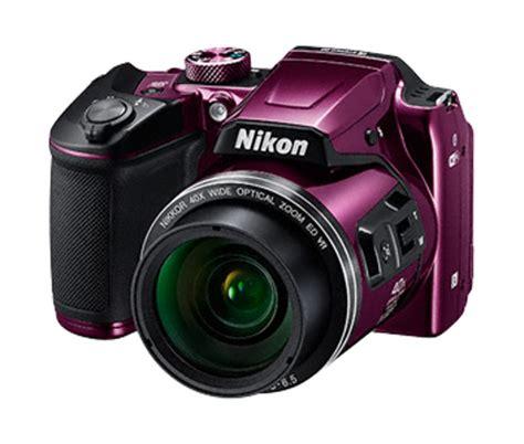Kamera Nikon B500 by Nikon Coolpix B500 Plum Exchange