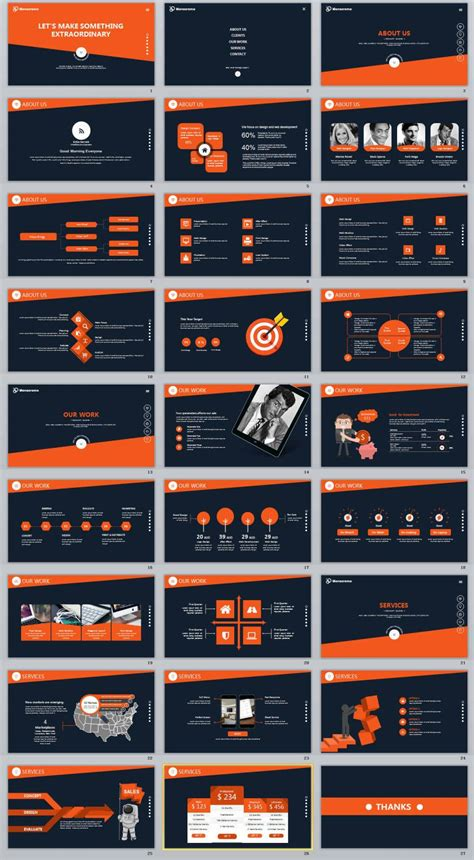 27 Business Professional Powerpoint Template The Highest Quality Powerpoint Templates And Professional Templates