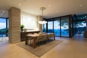 teppich esszimmer mehrstufige residenz mit herrlicher aussicht auf vancouver