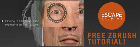 Tutorial Spotlight Zbrush | pixologic zbrush blog 187 free zbrush tutorial on texturing