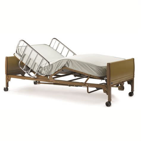 invacare full electric hospital bed has easy to use
