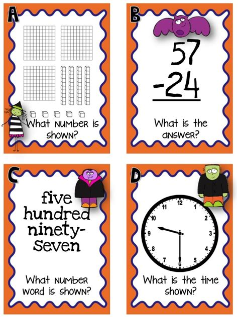 math student and halloween on pinterest i spy math step into 2nd grade with mrs lemons