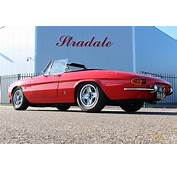 Classic 1968 Alfa Romeo Spider Duetto 1750 For Sale