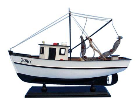 wooden model shrimp boat kits forrest gump jenny shrimp boat 16 quot model boat forest
