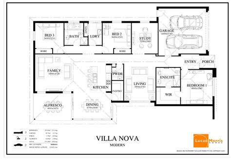 floor plans for one story homes single story modern house floor plans modern house