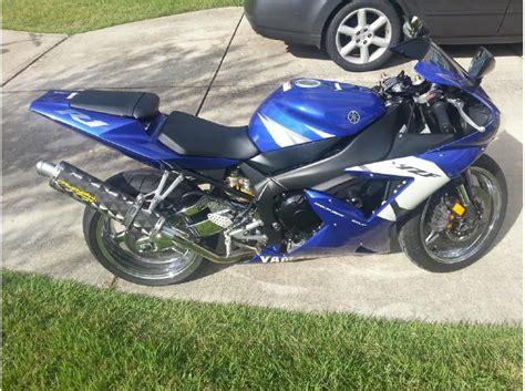 2002 yamaha r1 buy 2002 yamaha yzf r1 sportbike on 2040 motos