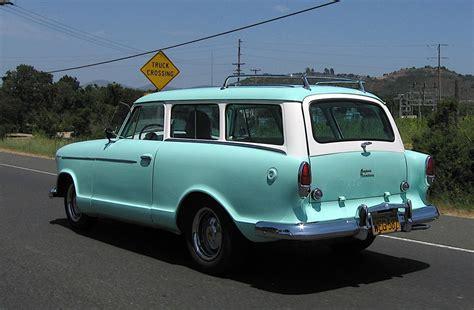for sale 1958 60 rambler american station wagon html