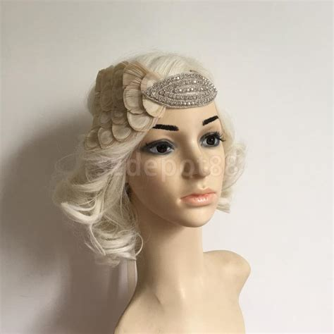 gatsby headpieces online get cheap flapper headbands aliexpress com