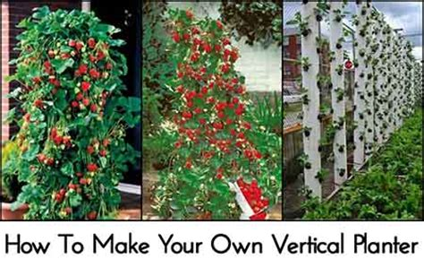 How To Make Your Own Vertical Garden How To Make Your Own Vertical Planter Lil Moo Creations