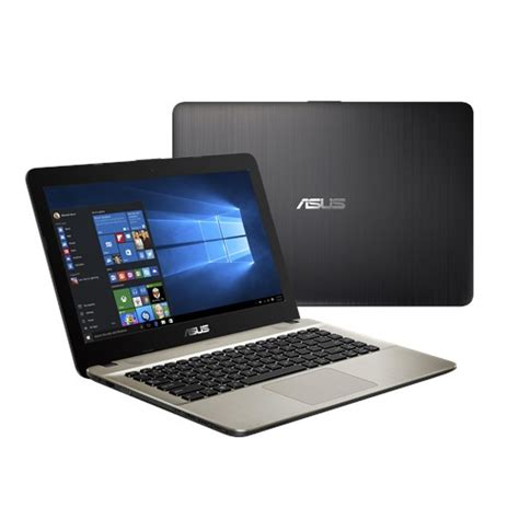 Asus X441na N3350 4gb 500gb 14 Win 10 Resmi asus x441na bx401t intel n3350 4gb 500gb 14 inch windows 10 black jakartanotebook