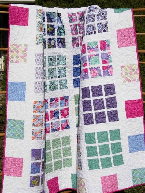 Quarter Quilt Patterns Easy by Quilt Pattern Easy Layer Cake Quarter Friendly
