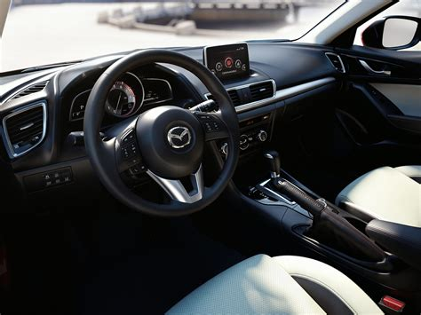 Mazda 3 Interior by 2016 Mazda Mazda3 Price Photos Reviews Features