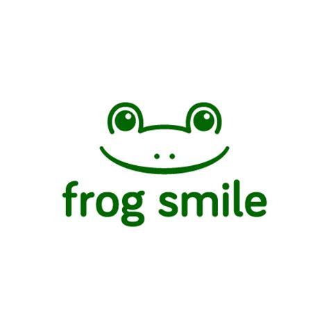 frog logo template for free. freebie vector logo design!