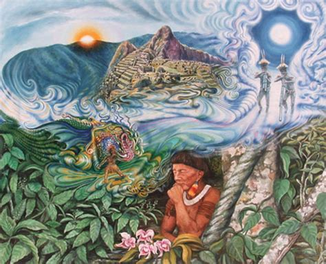 the psychedelic leap ayahuasca psilocybin and other visionary plants along the spiritual path books ayahuasca the visionary brew known for it s in