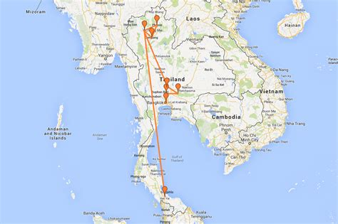 hat yai new year 2015 from kl malaysia to hatyai thailand by citiestips