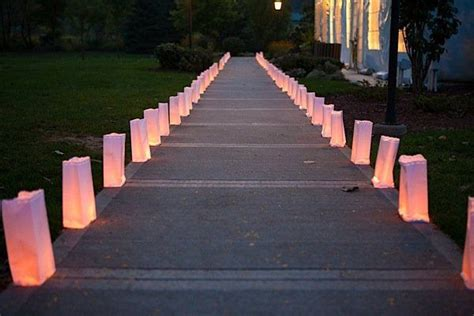 best outdoor luminaries 78 best images about luminaries on brown paper bags receptions and paper bag lanterns