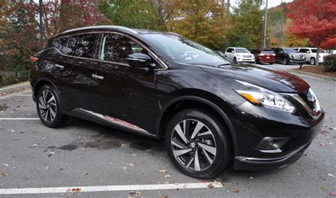 murano nissan black 2015 nissan murano pricing colors and 60 new photos