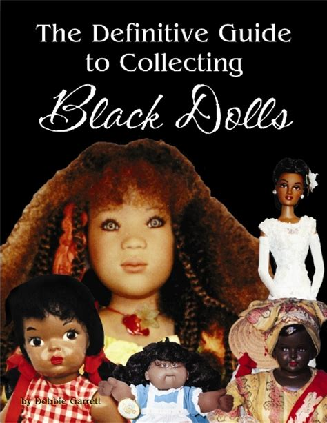 black doll collecting black doll collecting black doll reference books