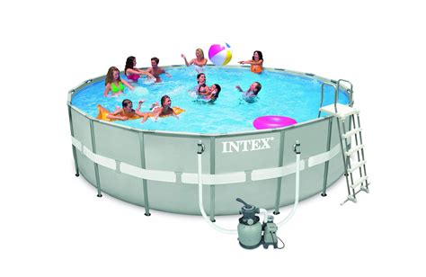 Liner Piscine Intex 3615 by Liner Pour Piscine Intex Tubulaire 4 Accessoires