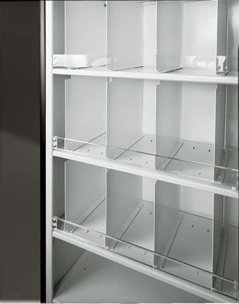 Shelf Partitions by Innovative Storage Solutions Systec Gsa Partner 800