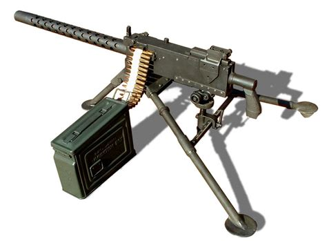 machine gun browning machine guns