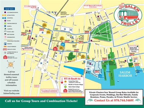 salem usa map maps update 21051488 tourist attractions map in boston
