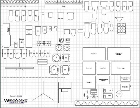 visio stencils home design download windworks design