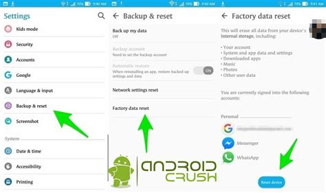reset android usb connection how to fix ssl connection error in android 6 ways