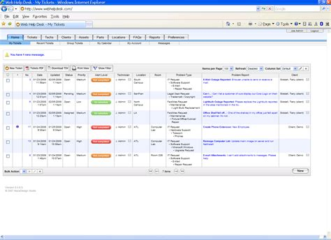 desk help desk software image gallery help desk software screenshots