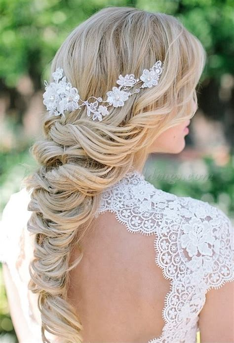 Flechtfrisuren Offene Haare Hochzeit by Braided Wedding Hairstyles Braided Wedding Hairstyle
