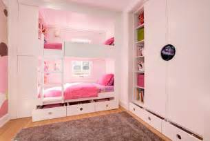 bunk bed transitional with bunk beds