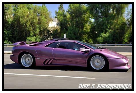 Purple Lamborghini Diablo by Vid Wickedly Loud Purple Diablo Se30 Jota Teamspeed
