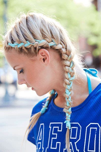 hairstyles braid games 19 ways to up your braid game braid game french braids