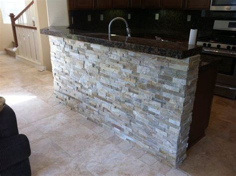 granite tile bar top 37 best images about kitchen on pinterest travertine