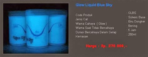 Promo Cat Fosfor Glow In The 250ml harga cat glow in bercahaya dalam gelap bacabisa
