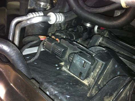 e46 level sensor location e46 engine coolant sensor