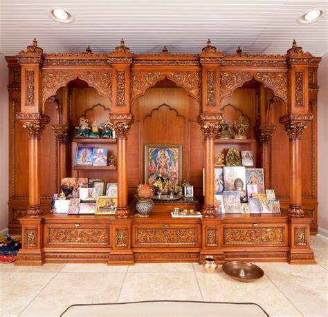 pooja room designs in wood pooja room pooja ghar