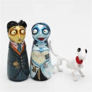 corpse cake topper tim burton corpse cakes corpse wedding cake toppers tim burton themed wedding