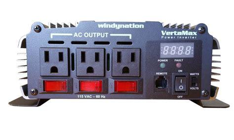1500 Watt Power Inverter vertamax 1500 watt 12 volt sine wave power inverter