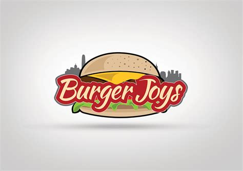 how to create an elegant red burger logo with aaa logo modern elegant logo design for manu lee by dmconcepts