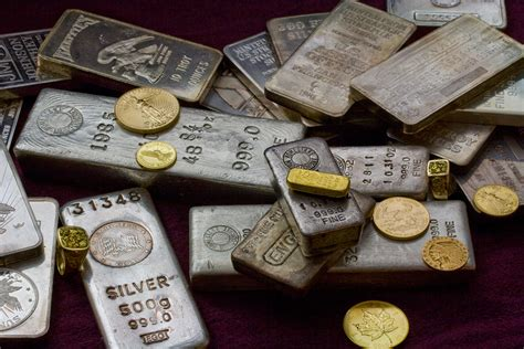 Yum Market Finds Stock Your Bar With Silver by Gold Silver Bullion Jewelry Coin And Exchange