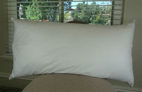 Pillow Sham Inserts by 22x34 Sham Pillow Insert Made In Usa Hypoallergenic