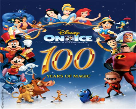 disney on ice presents 100 years of magic | certifikid