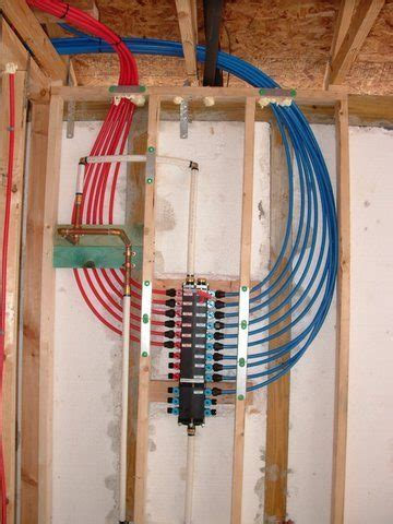 Manifold Plumbing by Pex Repipe Plans Any Advice Before Possibly Up