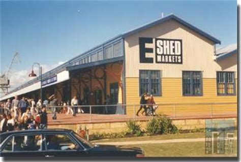 Fremantle E Shed Markets by E Shed Markets News