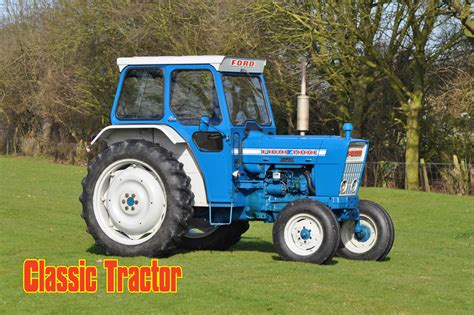 classic tractor wallpaper probably the uk and ireland s most original ford 4000