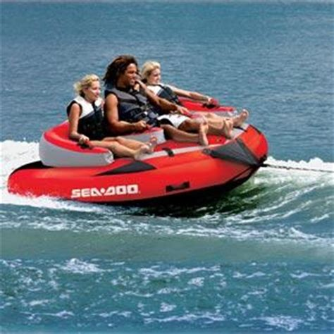sea doo boat tubes sea doo towable rope